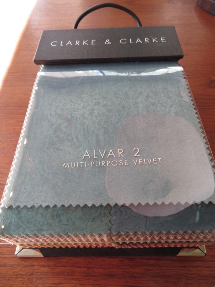クラーク&クラーク ベルベット生地 『アルヴァ2』 モリス正規販売店のブライト_c0157866_13150333.jpg