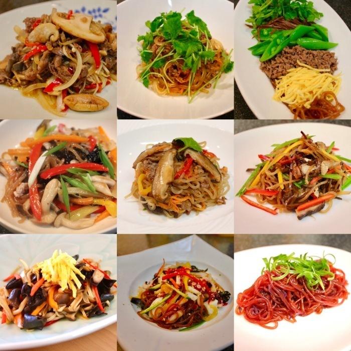 今さらまじめに韓国料理シリーズ チャプチェ編_a0223786_16584158.jpg