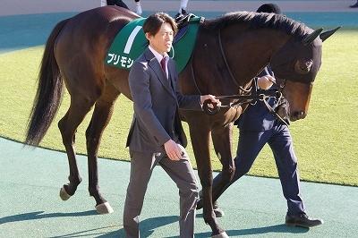 東京新聞杯は牝馬のワンツー、プリモシーンが差し切り重賞3勝目を飾る_b0015386_23130000.jpg