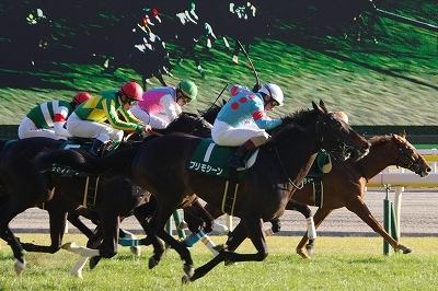 東京新聞杯は牝馬のワンツー、プリモシーンが差し切り重賞3勝目を飾る_b0015386_23134186.jpg