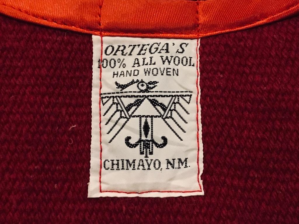 マグネッツ神戸店 2/12(水)Vintage入荷! #3 Native Item!!!_c0078587_19185978.jpg