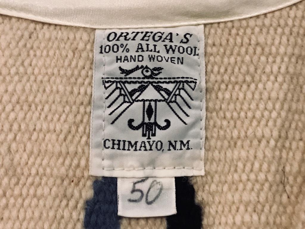 マグネッツ神戸店 2/12(水)Vintage入荷! #3 Native Item!!!_c0078587_19194574.jpg