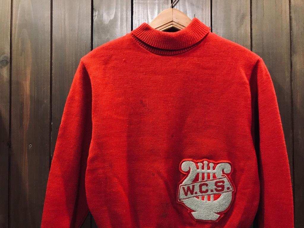 マグネッツ神戸店 2/12(水)Vintage入荷! #4 Athletic Item!!!_c0078587_19515280.jpg