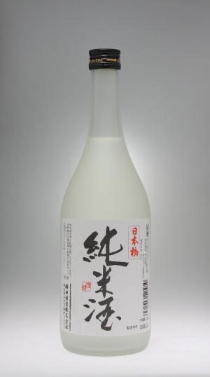 日本橋 純米酒[横田酒造]_f0138598_17374772.jpg
