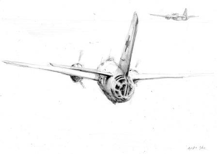 緑十字機 一式陸攻_f0249498_01053800.jpg