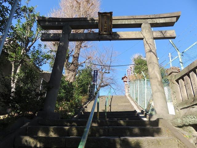 神楽坂③(新江戸百景めぐり59-3)_c0187004_18081309.jpg