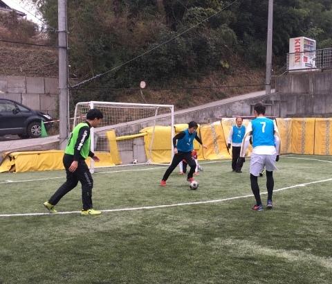 ゆるUNO 2/8(土) at UNOフットボールファーム_a0059812_18164707.jpg