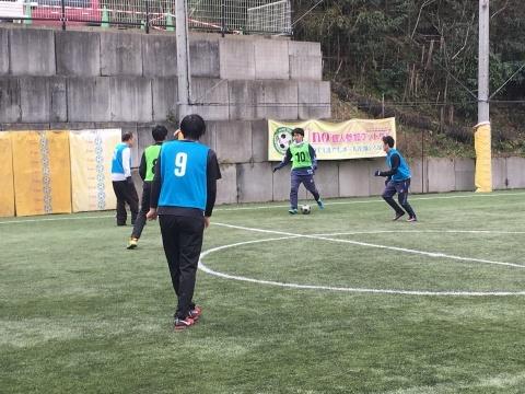 ゆるUNO 2/8(土) at UNOフットボールファーム_a0059812_18165214.jpg