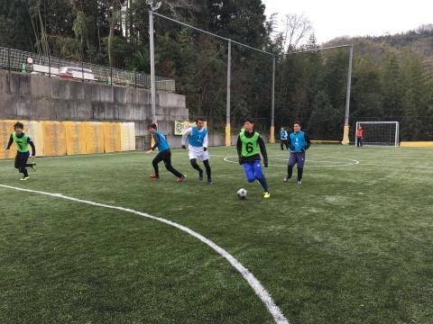 ゆるUNO 2/8(土) at UNOフットボールファーム_a0059812_18165863.jpg