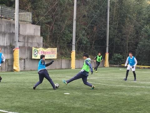 ゆるUNO 2/8(土) at UNOフットボールファーム_a0059812_18170777.jpg