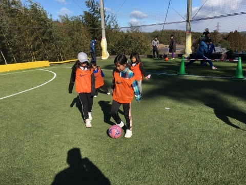 ゆるUNO 2/9(日) at UNOフットボールファーム_a0059812_18531598.jpg