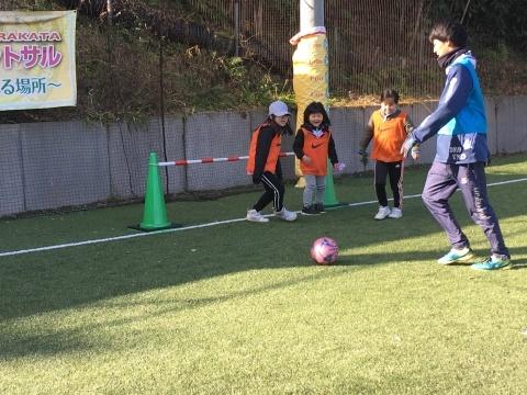 ゆるUNO 2/9(日) at UNOフットボールファーム_a0059812_18532091.jpg