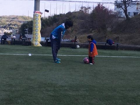 ゆるUNO 2/9(日) at UNOフットボールファーム_a0059812_18534431.jpg