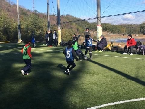 ゆるUNO 2/9(日) at UNOフットボールファーム_a0059812_18544779.jpg