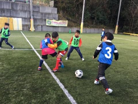 ゆるUNO 2/9(日) at UNOフットボールファーム_a0059812_18550382.jpg