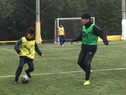ゆるUNO 2/9(日) at UNOフットボールファーム_a0059812_18561722.jpg
