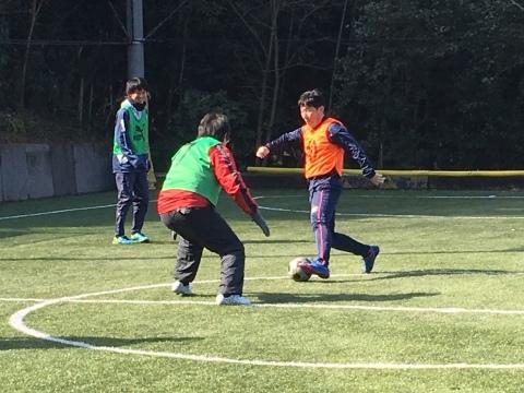 ゆるUNO 2/9(日) at UNOフットボールファーム_a0059812_18564066.jpg