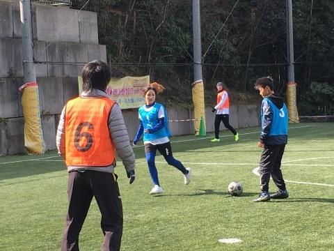 ゆるUNO 2/9(日) at UNOフットボールファーム_a0059812_18575741.jpg