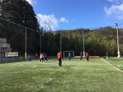 ゆるUNO 2/9(日) at UNOフットボールファーム_a0059812_18580033.jpg