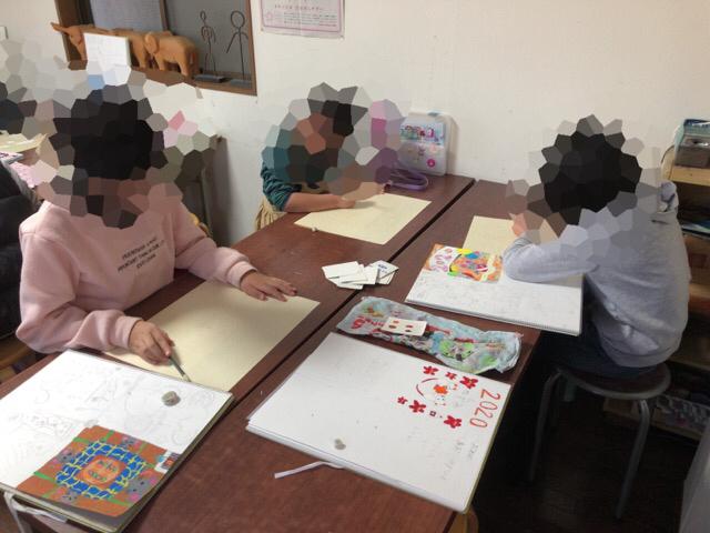 稲沢教室、児童コース、土曜日の様子。_f0373324_18560294.jpg
