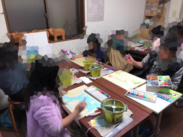 稲沢教室、児童コース、土曜日の様子。_f0373324_18560346.jpg