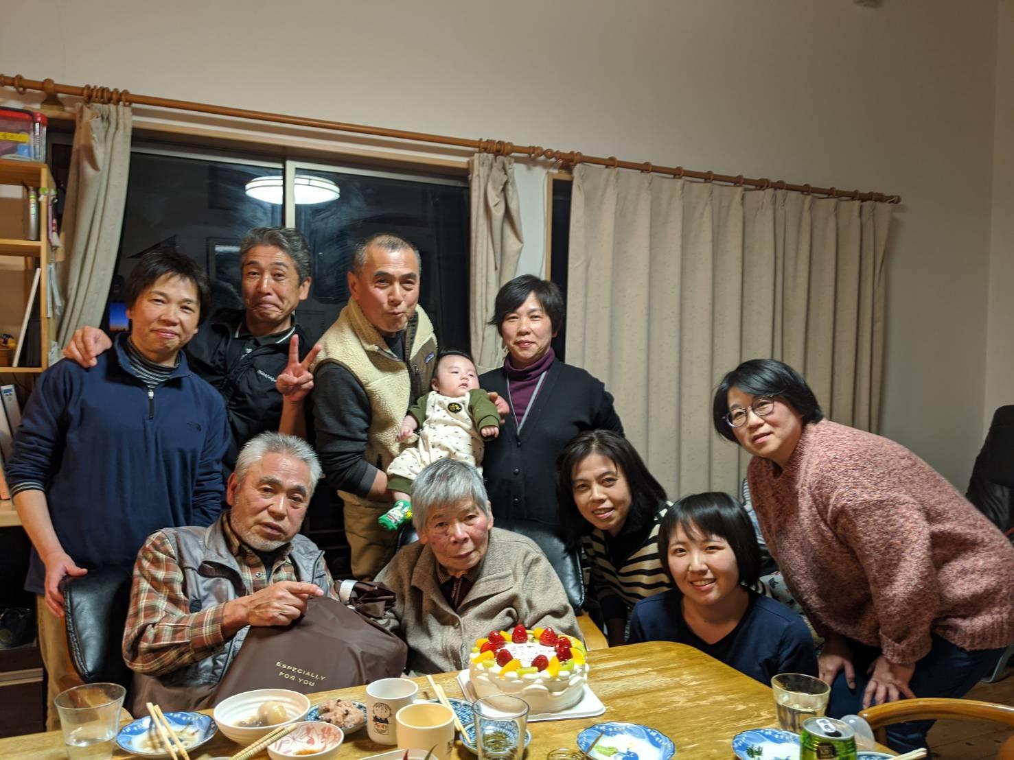 2月9日(日)二代目重子さん、米寿のお誕生会。_c0089831_21554471.jpeg