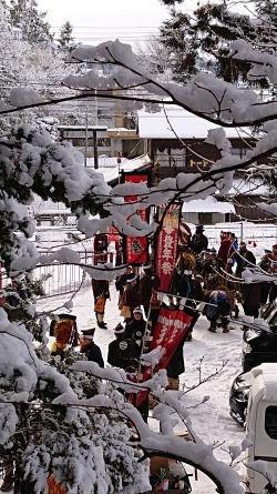 南部地方えんぶり 諏訪神社_c0299631_23221510.jpg