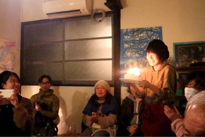 昨日の満月の夜はpepe伊藤 誕生日Live ♪_d0168331_16161447.jpg