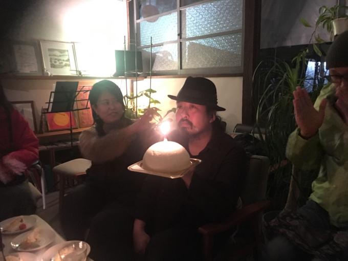 昨日の満月の夜はpepe伊藤 誕生日Live ♪_d0168331_16203713.jpg