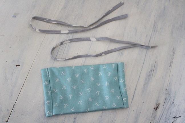 『手作りマスク』耳が痛くなりにくいマスクゴムの代用になる布紐の作り方(縫わずに作る追記有)_f0023333_22475513.jpg