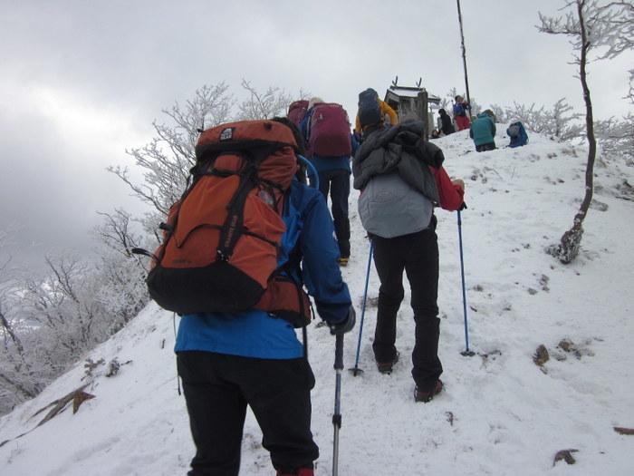 霧氷を求めて高見山へ_c0038434_21294808.jpg