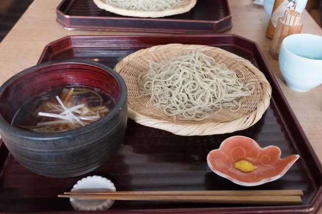 """蕎麦  """" おがわ \""""_e0369736_10592072.jpg"""