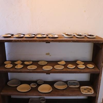 2/10 「ホソカワカオリ 豆皿とお皿展」開催中です。_f0325437_14401809.jpg