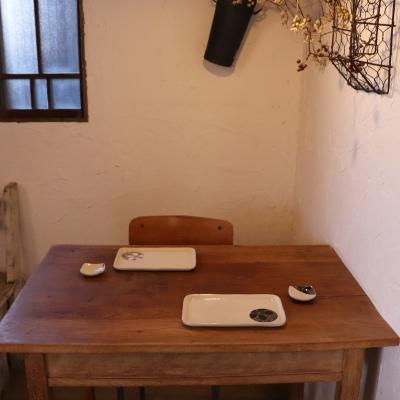 2/10 「ホソカワカオリ 豆皿とお皿展」開催中です。_f0325437_14401854.jpg