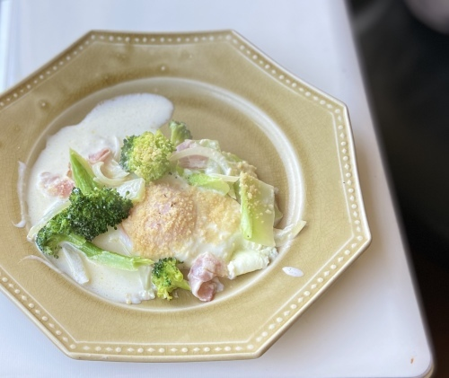 春野菜にまみれて〜  チョコのレシピ公開しています_b0346442_13584767.jpeg