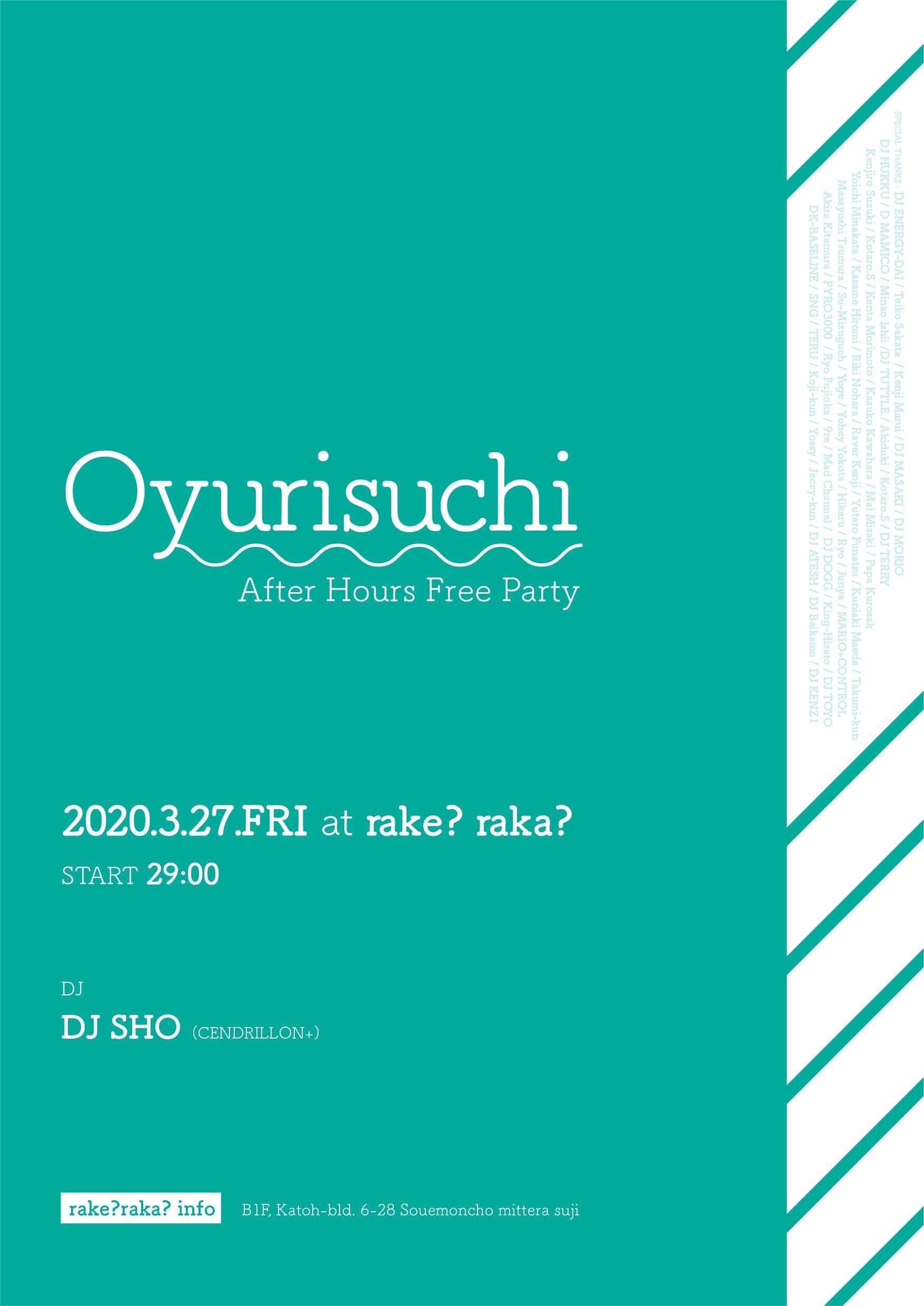 2020.03.27.FRI|- Oyurisuchi - @rake? raka?[OSAKA]_f0148146_23390804.jpeg