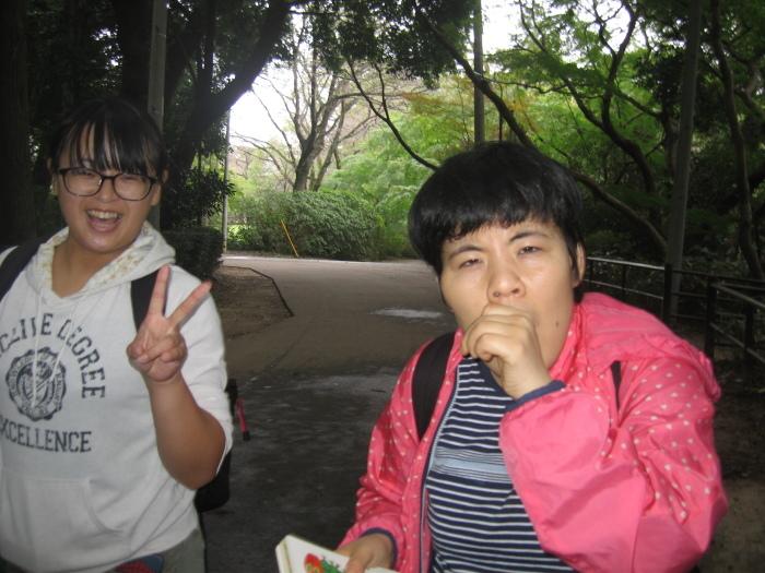 清水公園に行ってきました!(2019年10月14日パーソナルケアセンター グループ外出)_f0041153_22070008.jpg