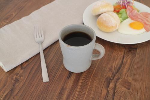 ANDC American Mug でモーニング_f0220354_17205651.jpeg
