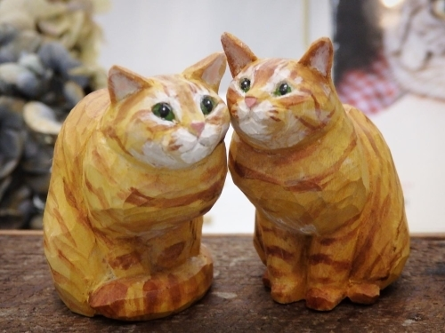 【どうして猫が好きかっていうと…ね。2バンナイリョウジ作品展】終了しました。_e0060555_15240384.jpg