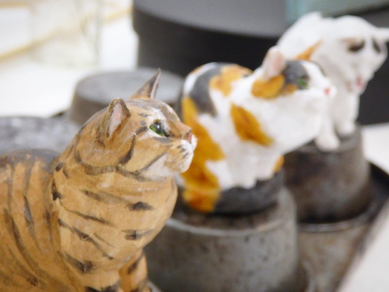 【どうして猫が好きかっていうと…ね。2バンナイリョウジ作品展】終了しました。_e0060555_15241580.jpg