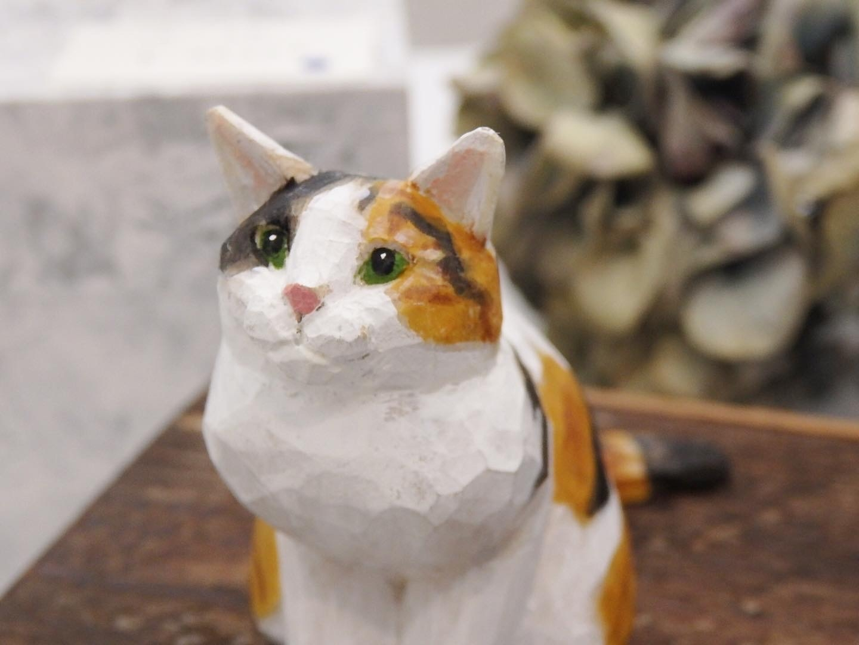 【どうして猫が好きかっていうと…ね。2バンナイリョウジ作品展】終了しました。_e0060555_15243055.jpg