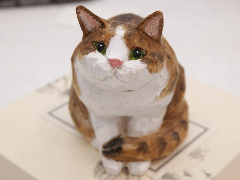 【どうして猫が好きかっていうと…ね。2バンナイリョウジ作品展】終了しました。_e0060555_15245326.jpg