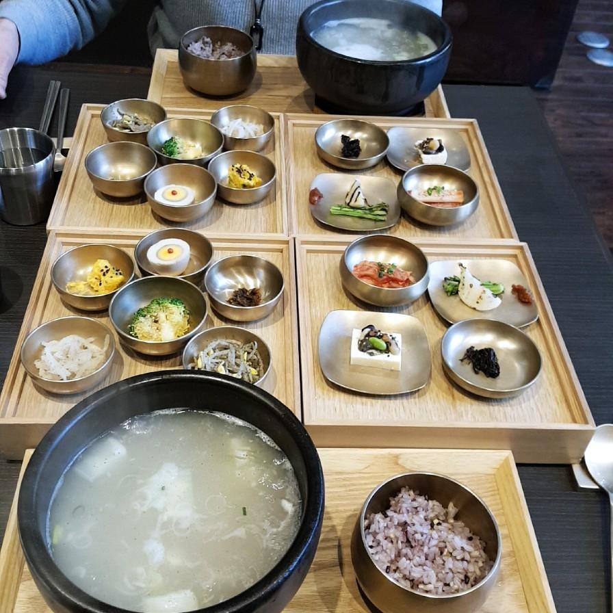 広尾 オシャレなお店で韓国料理_a0187658_19252411.jpg