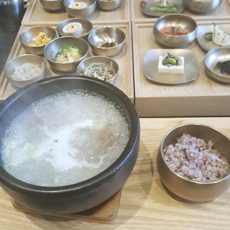 広尾 オシャレなお店で韓国料理_a0187658_19565131.jpg