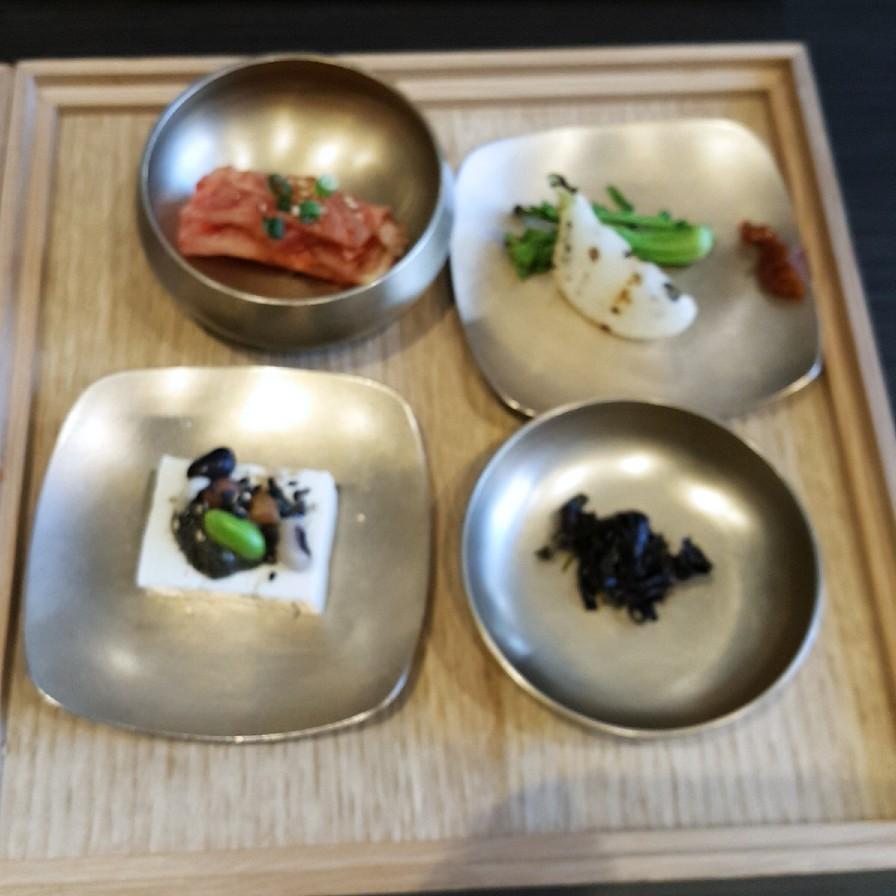 広尾 オシャレなお店で韓国料理_a0187658_20515353.jpg