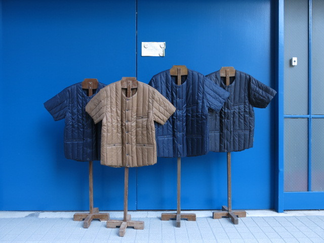 """Rocky Mountain Featherbed 6M SHORT SLEEVE CARDIGAN\""ってこんなこと。_c0140560_11544762.jpg"