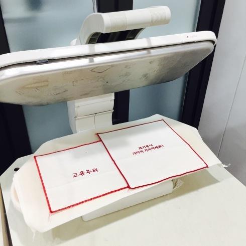 ひとりソウル旅行 21 東大門☆イウムピウム縫製博物館に感動・・・ その2_f0054260_13575072.jpg