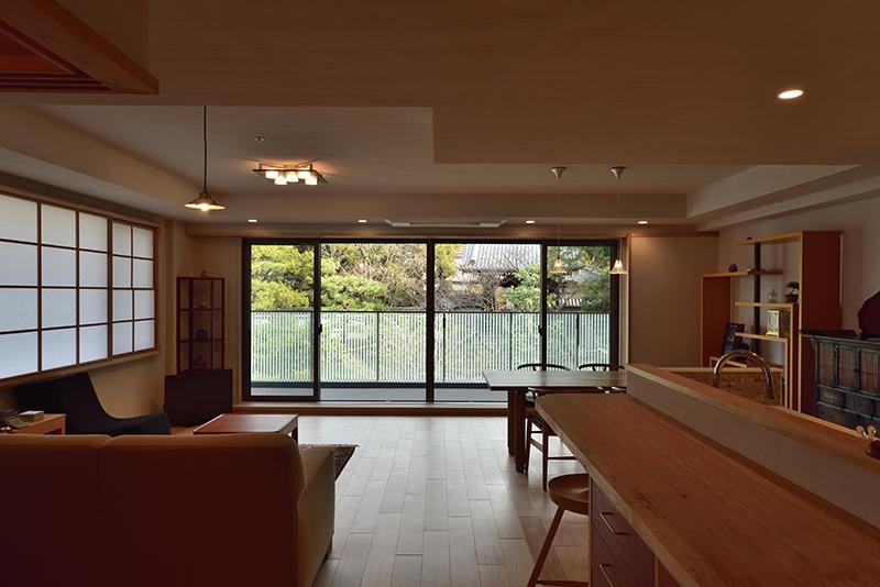 京都東山のマンション リノベーション_e0164563_09244065.jpg