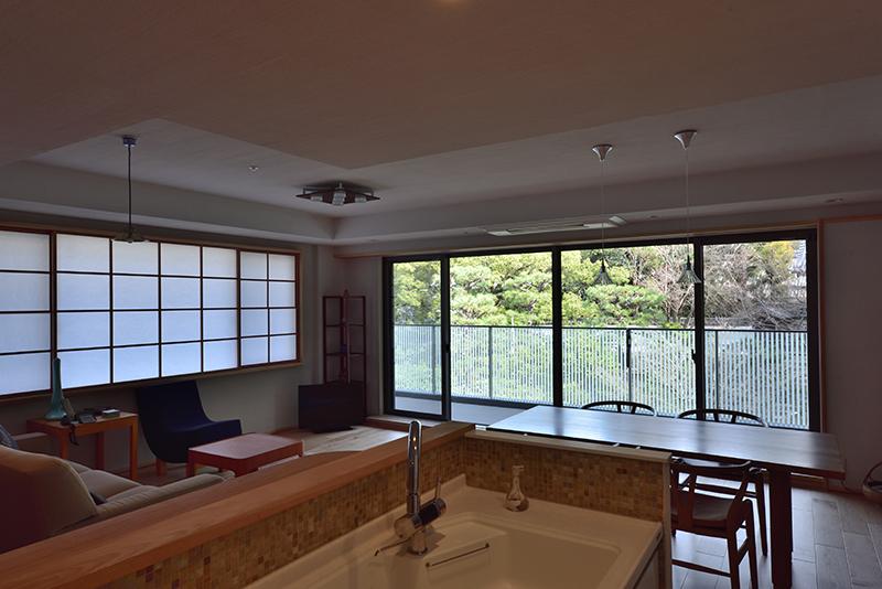 京都東山のマンション リノベーション_e0164563_09244124.jpg