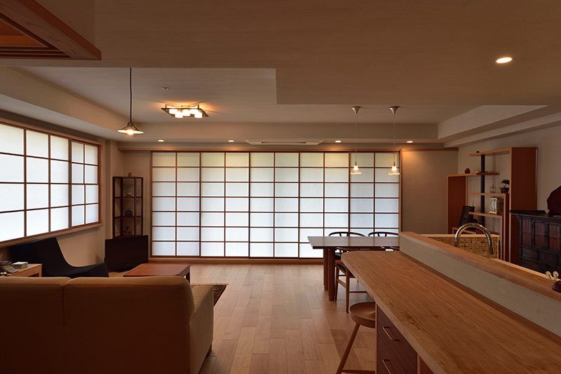 京都東山のマンション リノベーション_e0164563_09244217.jpg